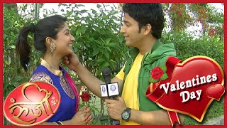 Rushi Proposes to Runji On Valentine