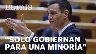 """PEDRO SÁNCHEZ: """"Cataluña tiene que hablar con Cataluña"""""""