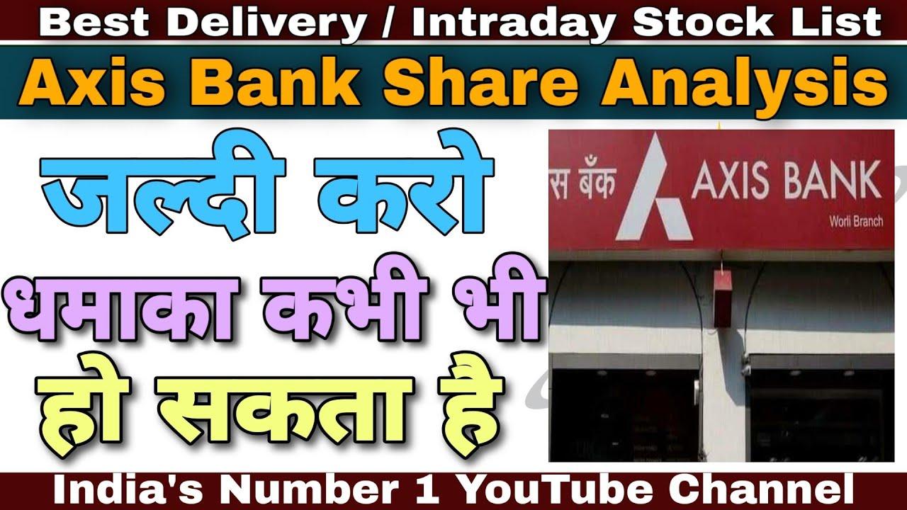 axis bank ltd share price