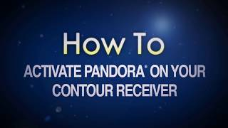 Cox Communications | How To Activate Pandora on Your Contour Receiver