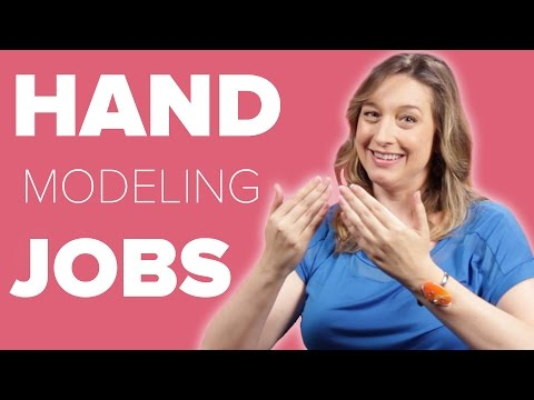 A Hand Model Explains What It Takes