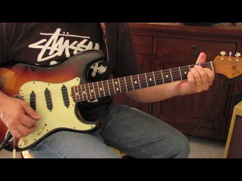 Allman Brothers - Blue Sky - Southern Rock Guitar Lesson - Intro Part