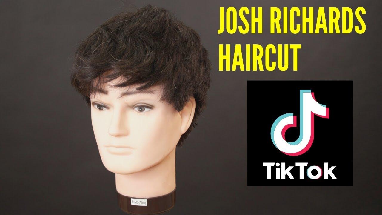 Tik Tok Hairstyle Men Thesalonguy Youtube