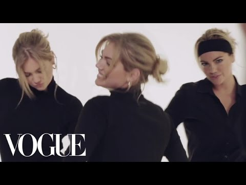 Thumbnail: Kate Upton Shows Off Her Dance Moves - Vogue Original Shorts