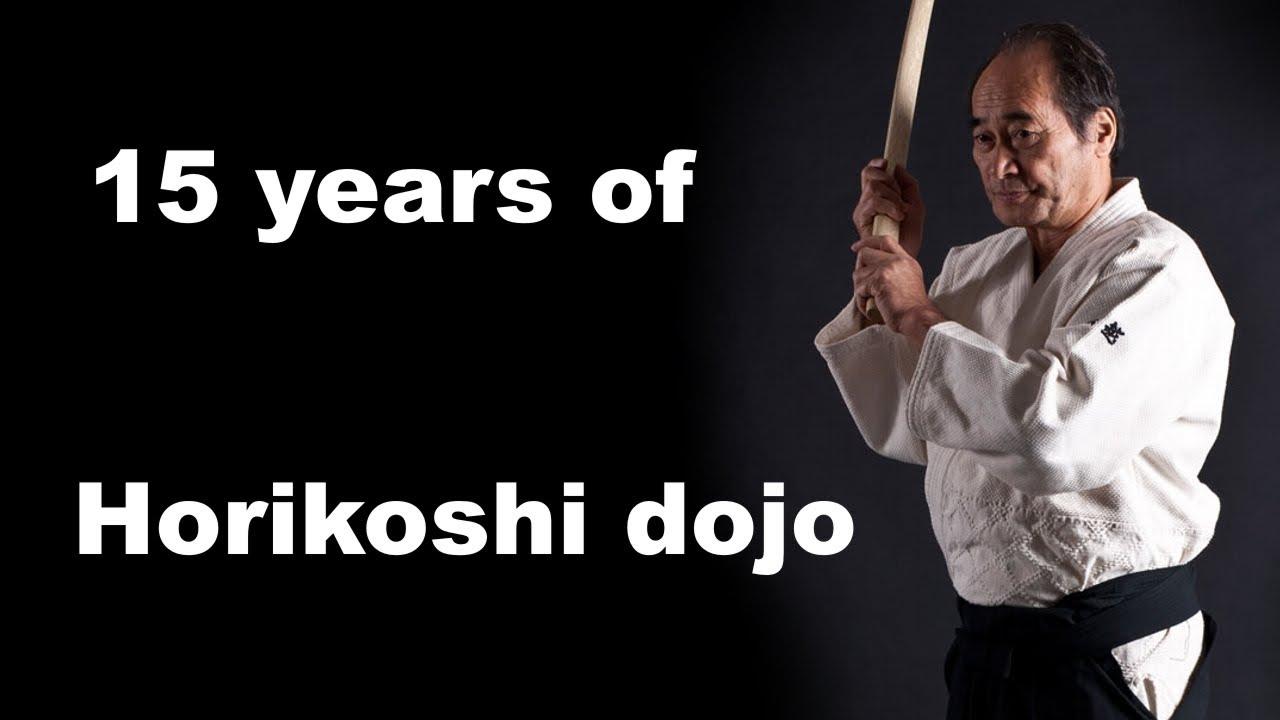 Demonstration 33: 15  years of Horikoshi dojo (Aikido Aikikai)