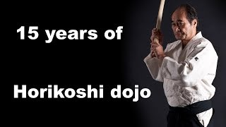 Demonstration 33: 15  years of Horikoshi dojo (Aikido Aikikai)