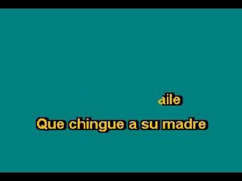 El Mono De Alambre – Mariachi Karaoke