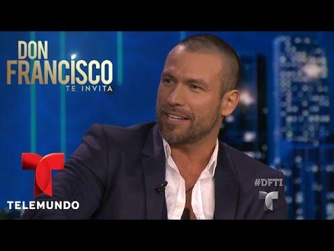 Don Francisco Te Invita  Rafael Amaya: Mi familia es todo para mí  Entretenimiento