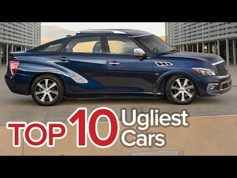 Top 10 Ugliest Cars You Can Buy in 2016: The Short List