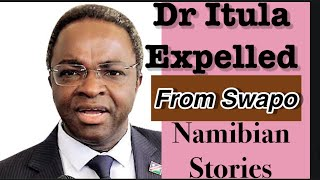Gambar cover Dr Itula Expelled from Swapo| Namibian Stories Last week | Its Recap