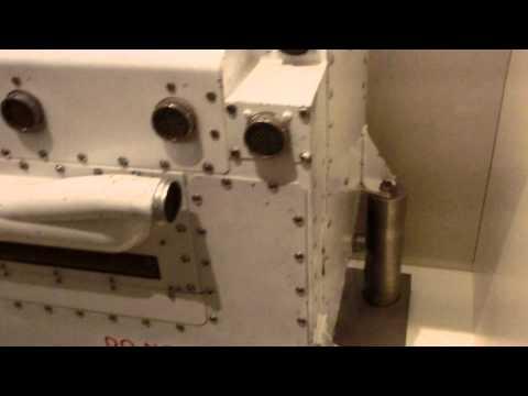 """SR-71 """"Blackbird"""" Astro-Inertial Navigation System Nortronics NAS 14V2 R2-D2"""
