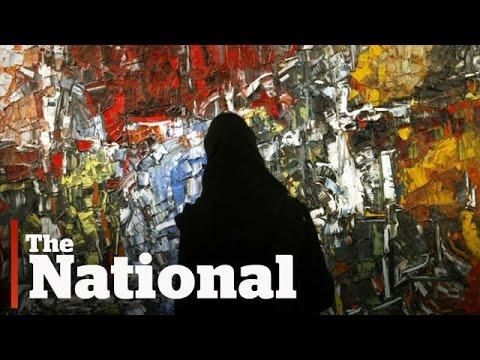 Iran's treasure trove of Western art