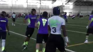 BOOM At The Pylon 7v7 Super Regional in Youngstown Ohio