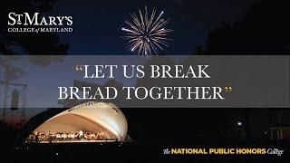 """River Concert Series: """"Let Us Break Bread Together"""""""