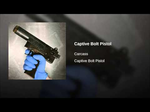 Captive Bolt Pistol