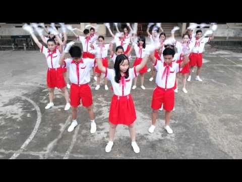 Tổng duyệt múa hát sân trường - dân vũ quốc tế
