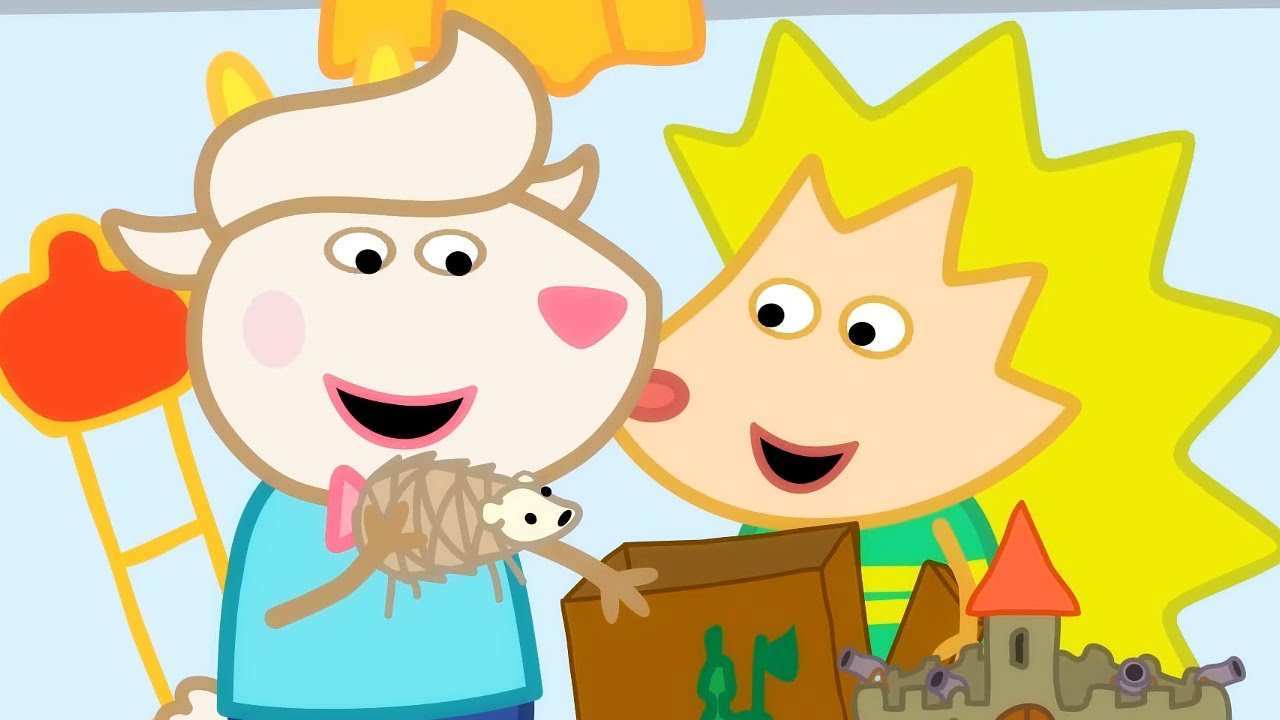 🌼 Долли и друзья. Оригинальные серии – Серии 49-52 | Сборник мультфильмов о веселых приключениях