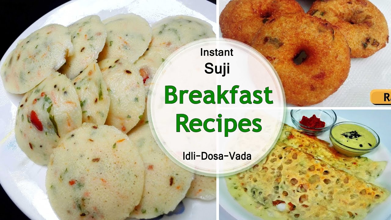 how to make suji ki idli