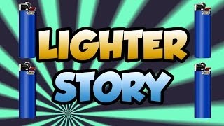 Caught Stealing Lighters! (Story)