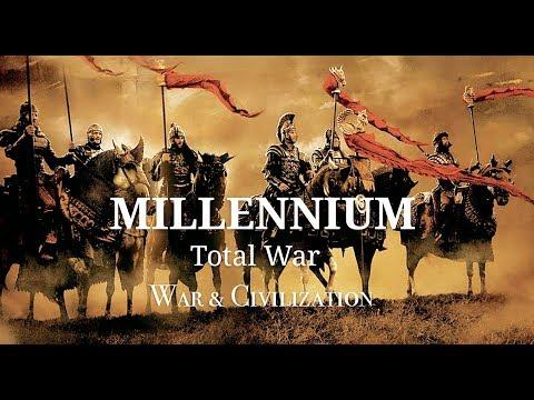 Epic Music Mix -- Millennium: Total War Montage [War & Civilization]
