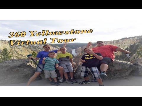 360 Yellowstone Virtual Tour