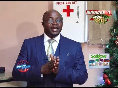 KAMOGA PROPERTY CONSULTANTS LAND ISSUES ON BUKEDDE TV  29122017