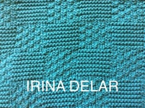 Knitting Pattern 3 Great For Baby Blanket