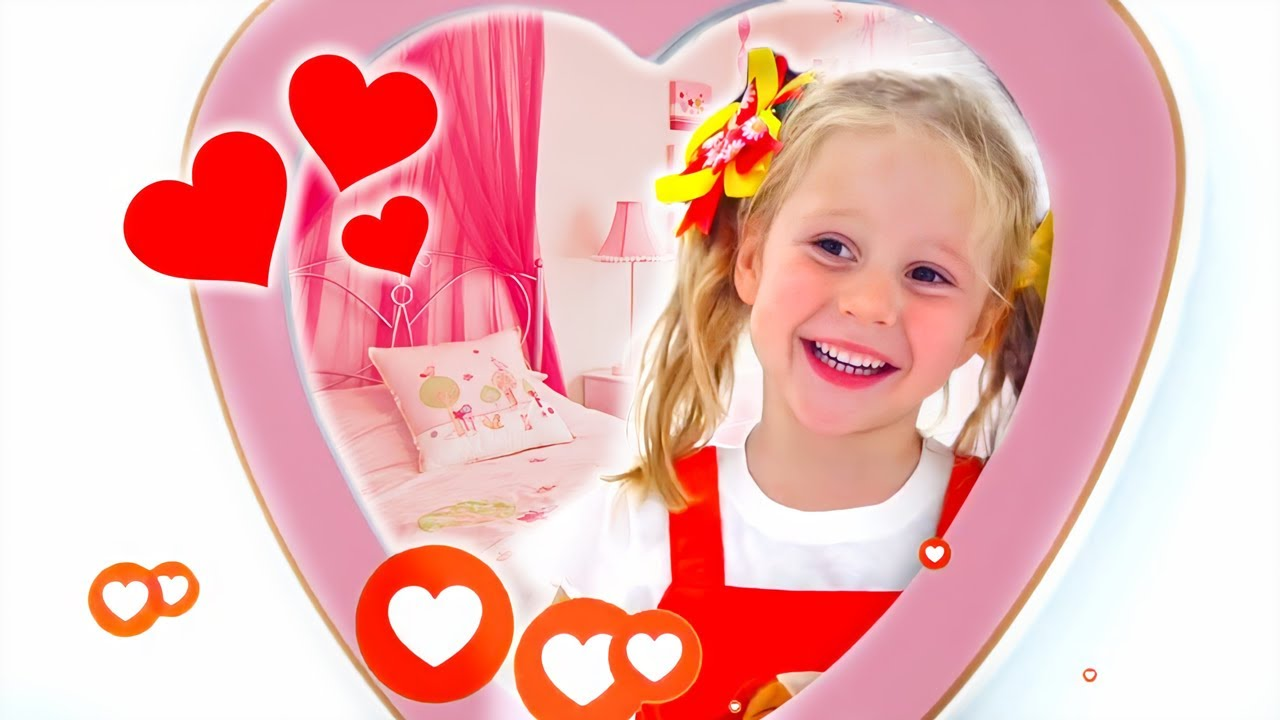 Nastya y su nueva habitación, Cuento para dormir para niños