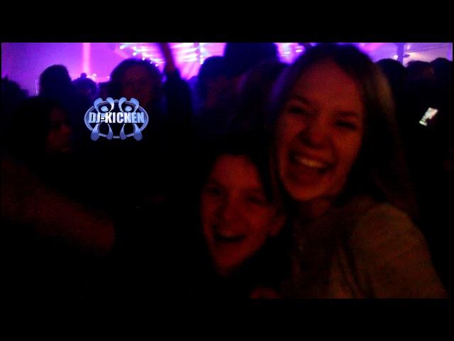Night Of DARKNESS 2019 Brecht Vlog DJ Kicken