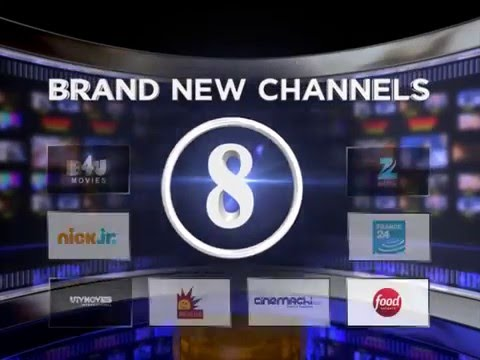 Dialog Television introduces 8 new channels for your viewing pleasure