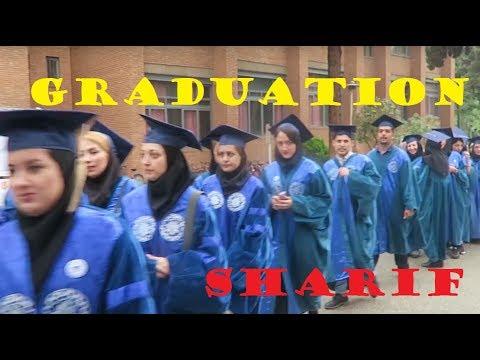 Sharif University Graduation - Requiem for a dream