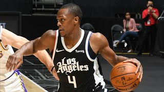 Rondo Clippers Debut vs Lakers! Clippers Dominate! 2020-21 NBA Season