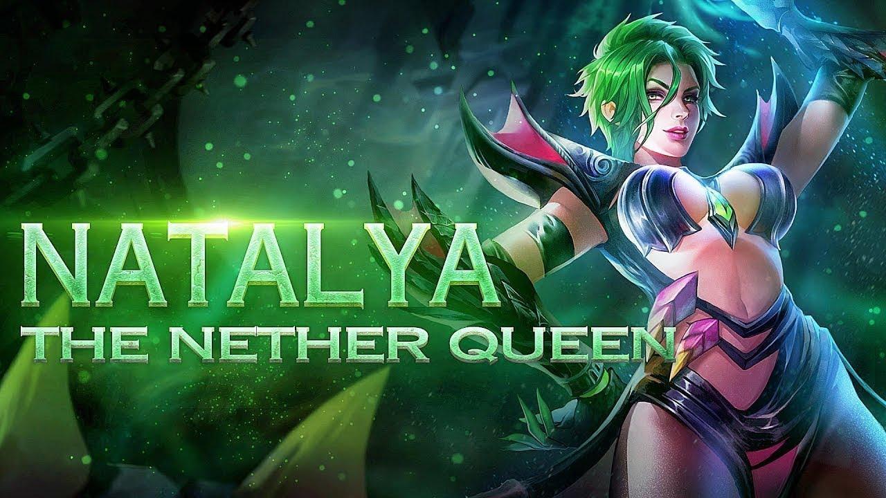 Arena Of Valor Natalya Best Skill Ever Damage