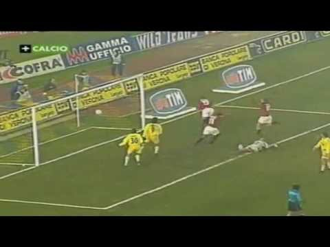 Serie A 2001-2002, day 16 Chievo - Roma 0-3 (Emerson, Samuel, Tommasi)