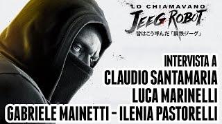 LO CHIAMAVANO JEEG ROBOT | Claudio Santamaria, Luca Marinelli, Ilenia Pastorelli, Gabriele Mainetti