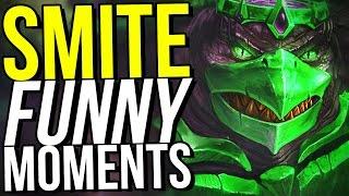 I HATE SMITE! (Smite Funny Moments)
