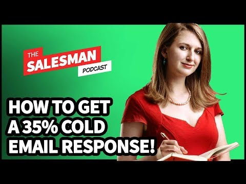How To Get A 35% Response Rate To COLD EMAILS! With Heather Morgan