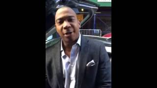 Ja Rule introducing Luxe Expo in Almaty (15.05.2015)