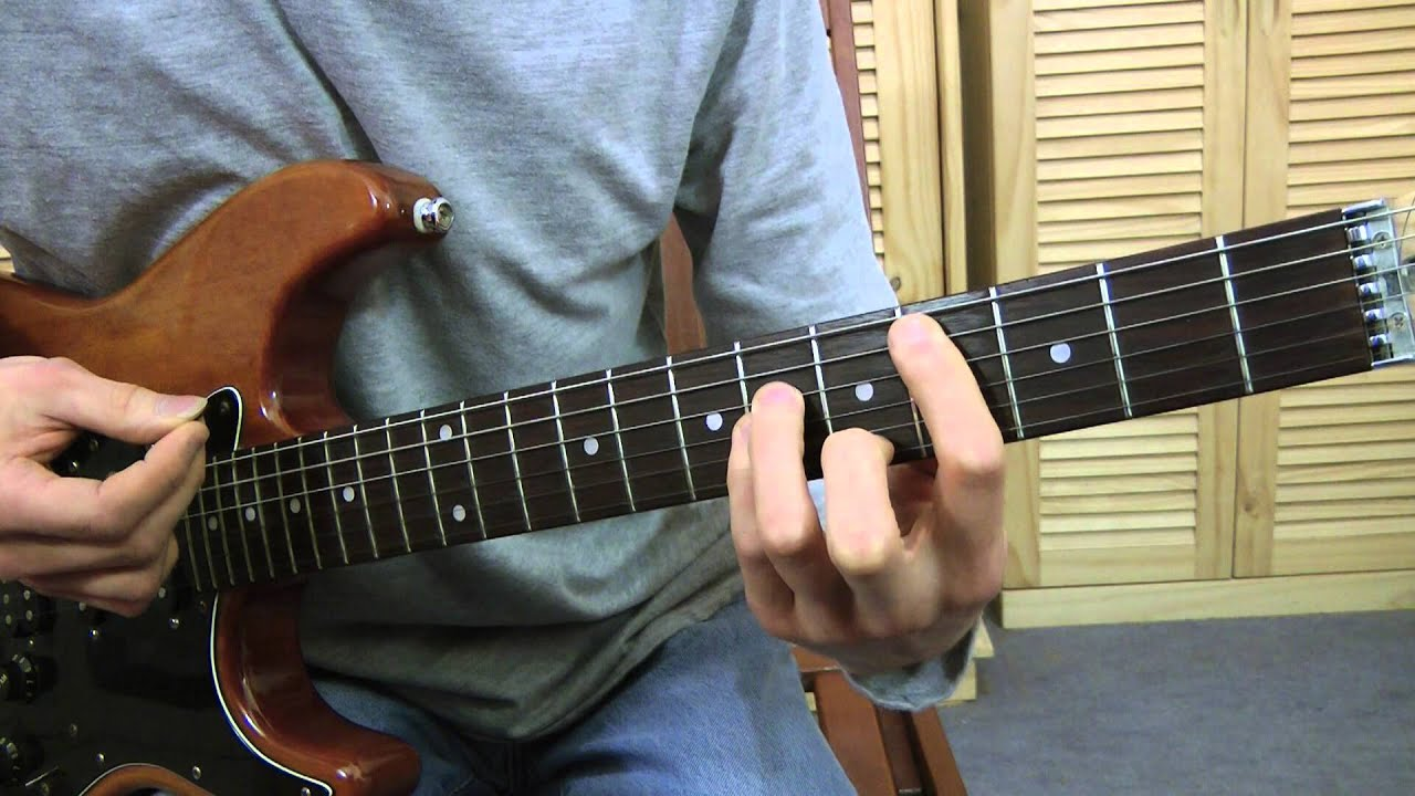 Les Power Chords 63121 Green Day American Idiot Youtube