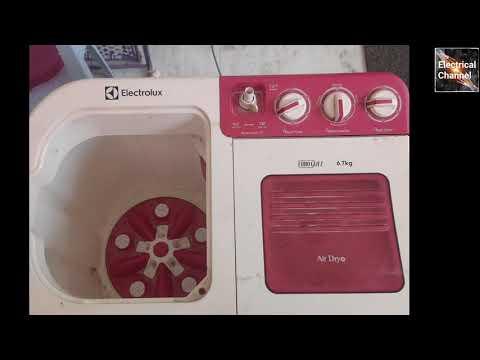 🇮🇳electrolux washing machine wiring  wash motor wiring diagram  spin  motor wiring diagram