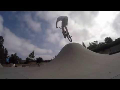 My Local Skate (Bike) Park in Oceanside