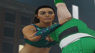 WWE 2K20 Is A Horrible Mess