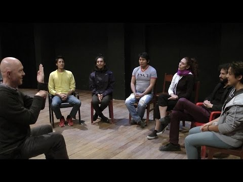 Experimental Voices – Maulwerker Workshops in Bolivia