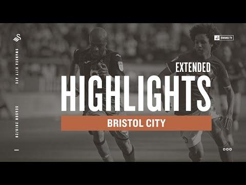 Bristol City v Swansea City | Extended Highlights