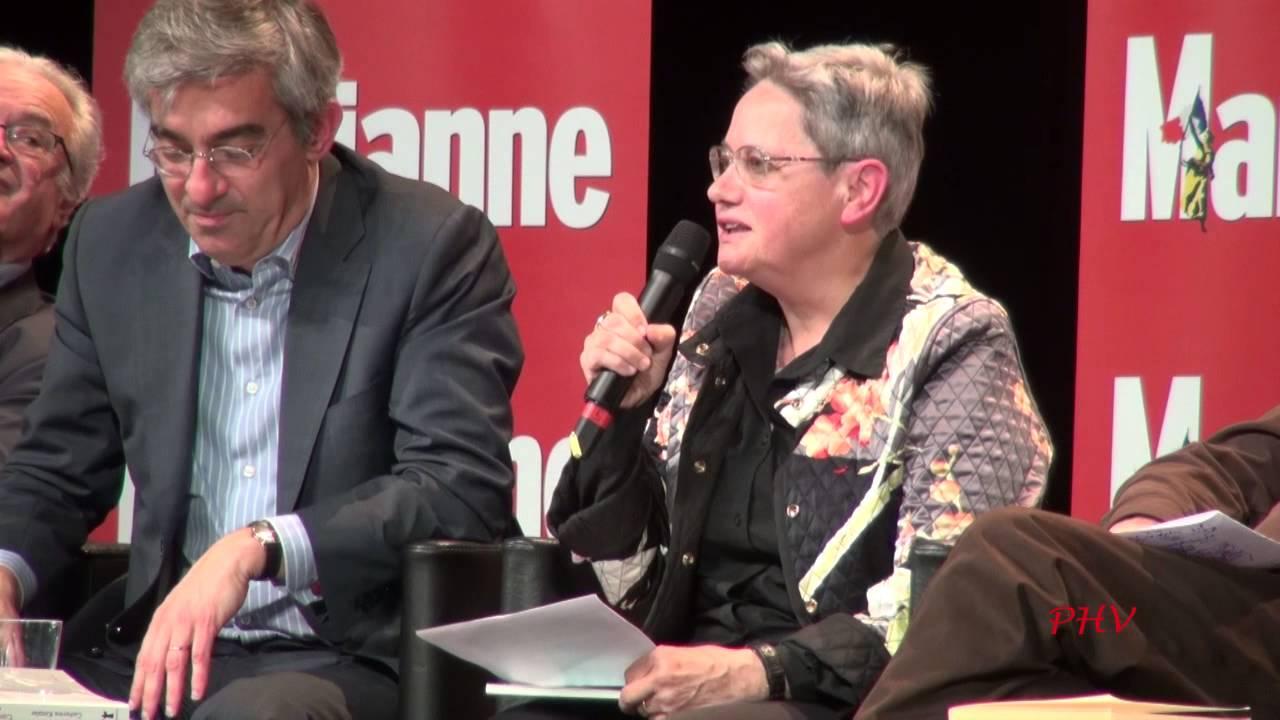 Catherine Kintzler, Peut on encore débattre ? - YouTube