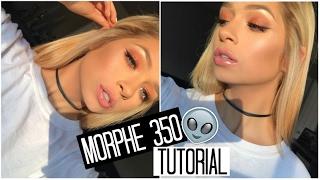 Morphe 35o Makeup Tutorial Jeffree Star Vloggest