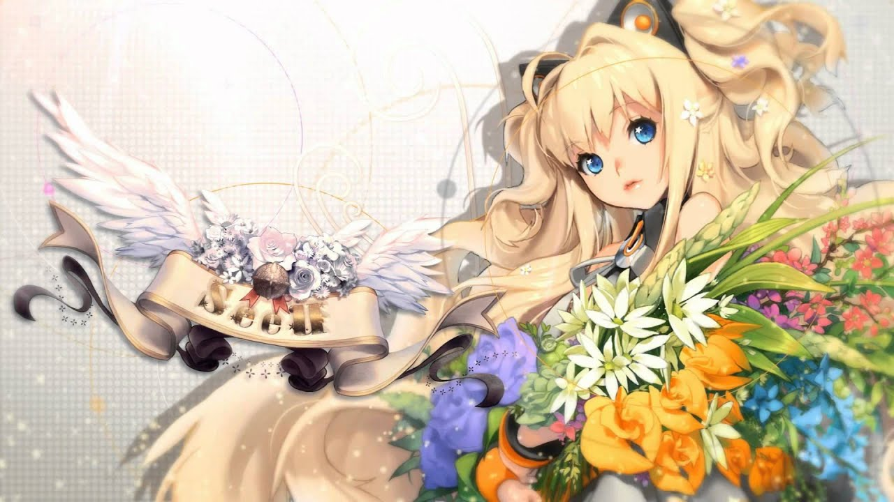 Vocaloid SeeU Wallpaper HD
