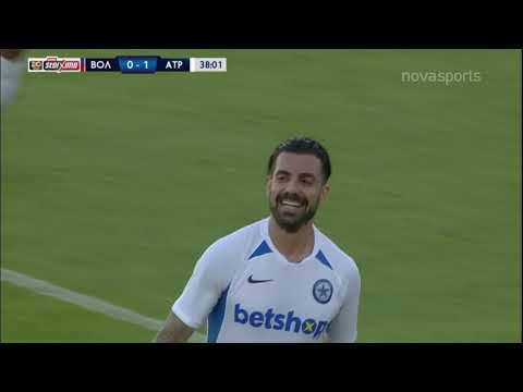 Niki Volos Atromitos Goals And Highlights