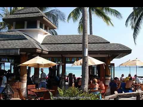 Chaba Cabana Beach Resort & Spa - Samui Island, Thailand