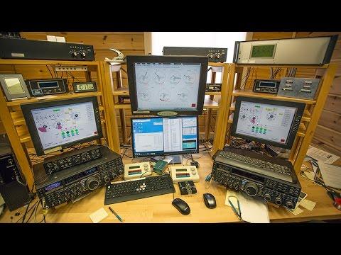 Radio Arkala OH8X vierailu MLR 9.5.2015